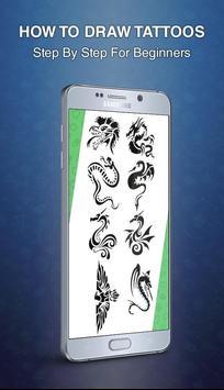 Aprende Tatuaje Profesional V1 0 cómo dibujar tatuajes paso a paso for android - apk download