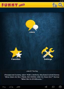 Hot Funny Jokes poster