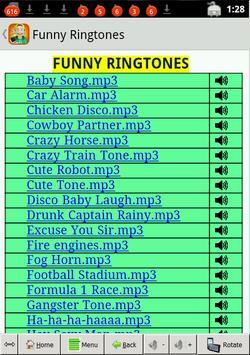 Funny Ringtones poster