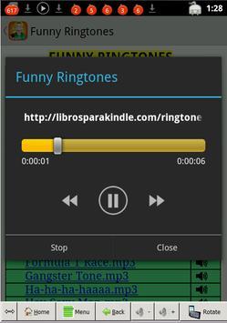 Funny Ringtones apk screenshot