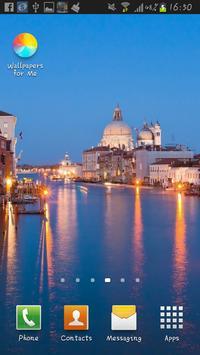 Venice wallpaper apk screenshot