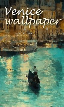 Venice wallpaper poster