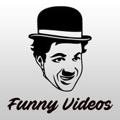 Charlie Chaplin Funny Video for WhatsApp icon
