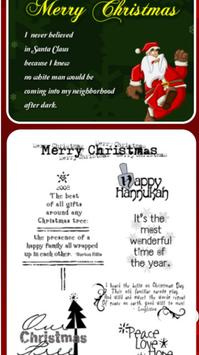 Funny Christmas Card Sayings screenshot 2