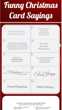 funny christmas card sayings screenshot 4 - Funny Christmas Card Sayings