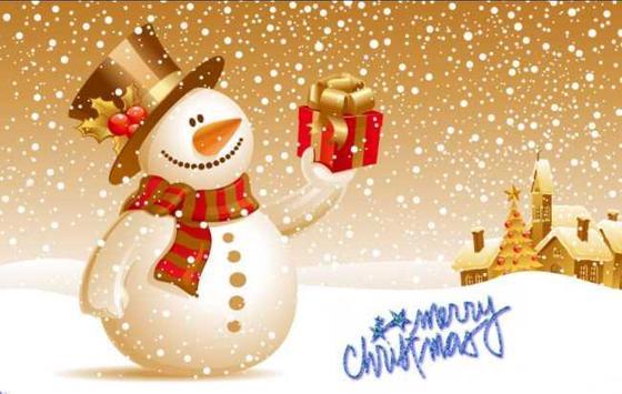 Merry Cristmas Photo screenshot 3