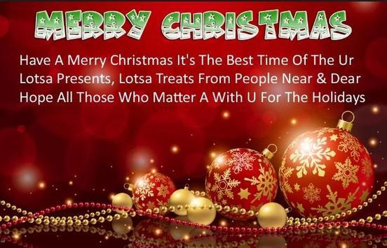Funny Christmas Wishes apk screenshot