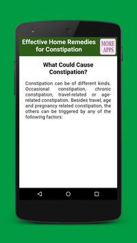 Home Remedies for Constipation screenshot 4