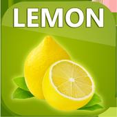 Benefits of Lemon icon