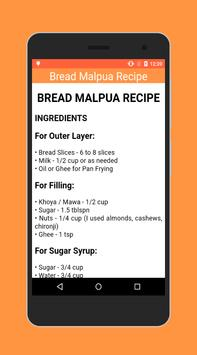 Bread Malpua (Holi Special) poster