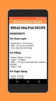 Bread Malpua (Holi Special) screenshot 2