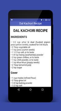 Dal Kachori Recipe Holi poster