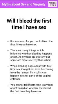 Medical students myths about virginity