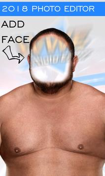 WWE Photo Editor And Ringtone 2018 apk screenshot