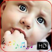 Funny Baby Sound and Ringtones icon