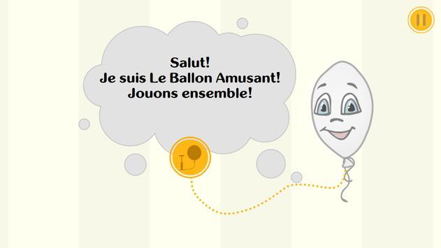 Le Ballon Amusant poster