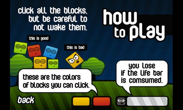 Sleepy Game - FUN Free Game screenshot 2