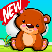 We Baby Bear Run - Jungle The Adventure Series icon