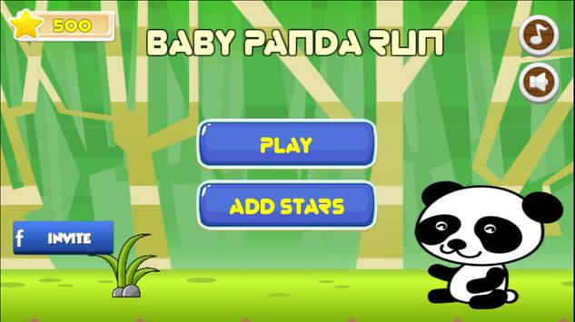 Baby Panda Run - Jungle The Adventure poster