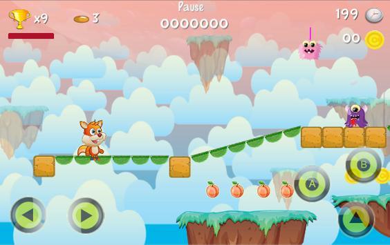 Crash Baby Bandycoot - Jungle The Adventure Series apk screenshot