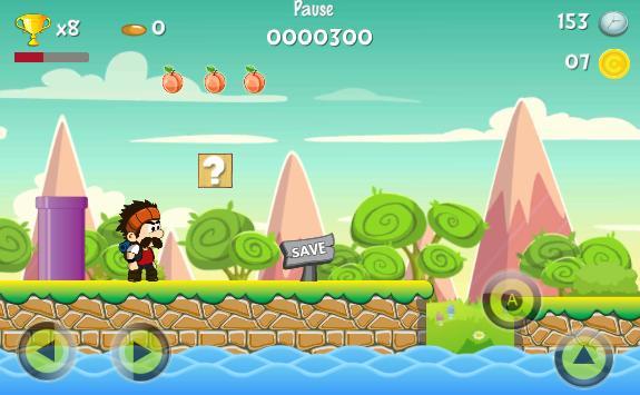 Super FrenchisBoy World screenshot 1