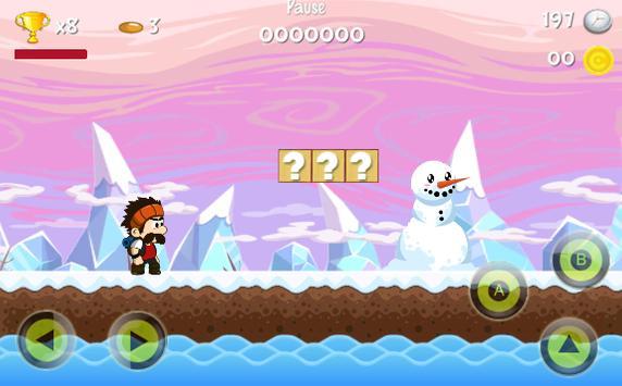 Super FrenchisBoy World screenshot 3