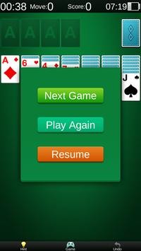 Simplest Solitaire ™ screenshot 1