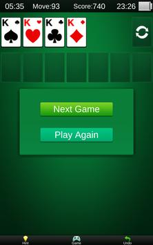 Simplest Solitaire ™ screenshot 9