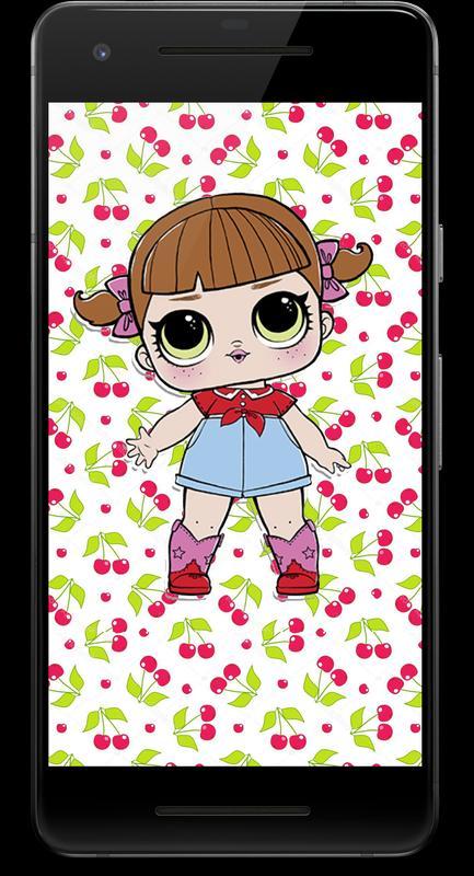 ... LOL Surprise Wallpapers HD - Cute L.O.L. Dolls App screenshot 10 ...