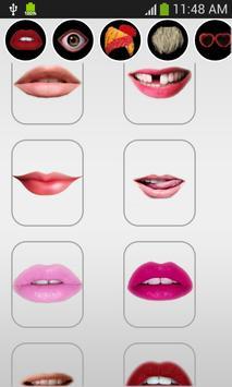 مصصم الوجه المضحك تعديل الصور apk screenshot