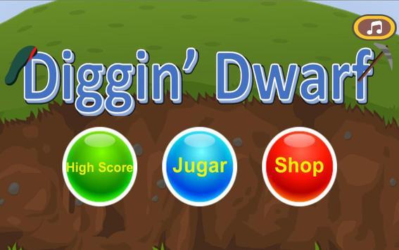 Digging Dwarf apk screenshot