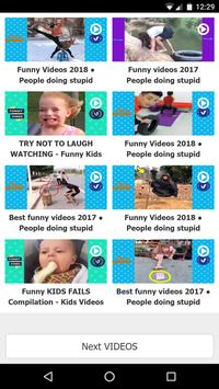 TOP FUNNY VIDEOS (2018) screenshot 1