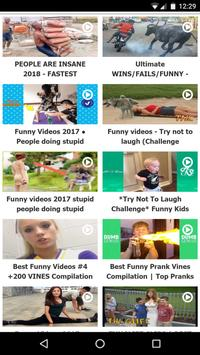 TOP FUNNY VIDEOS (2018) screenshot 3
