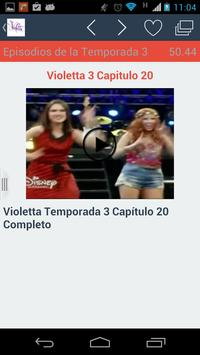 ViolettaCapis screenshot 2