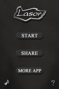 Lasor screenshot 1