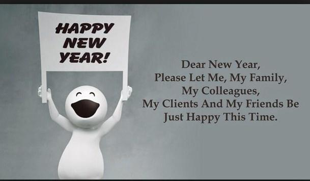 Funny New Year Wishes screenshot 4