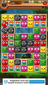 Match 3 Funny Smile Deluxe apk screenshot