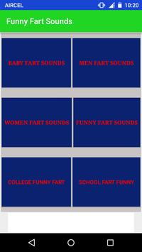 Funny Fart Sounds poster