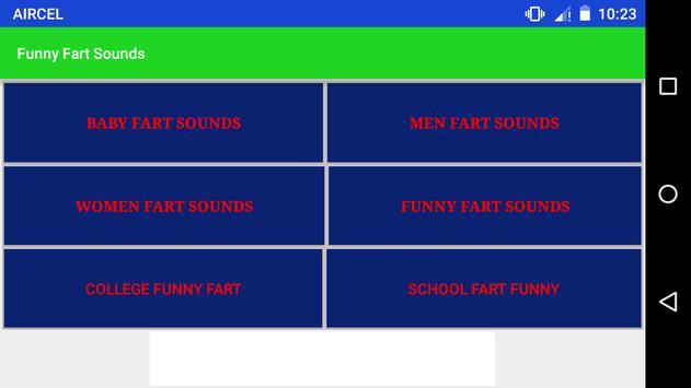 Funny Fart Sounds screenshot 5