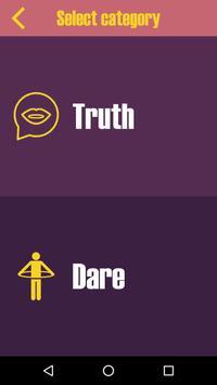 Truth or Dare apk screenshot