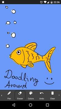 Doodling Around poster