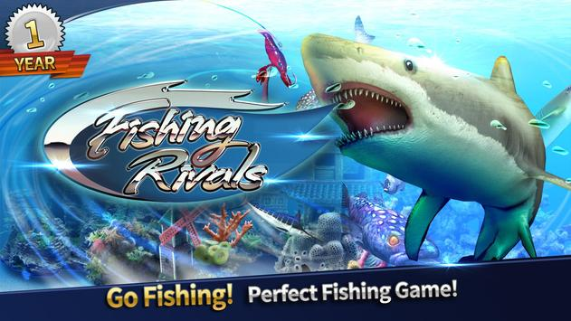 Fishing Rivals screenshot 1