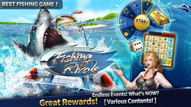 Fishing Rivals screenshot 2