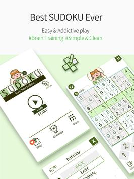 Brain Train Sudoku screenshot 5