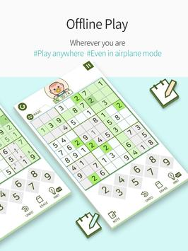 Brain Train Sudoku screenshot 6