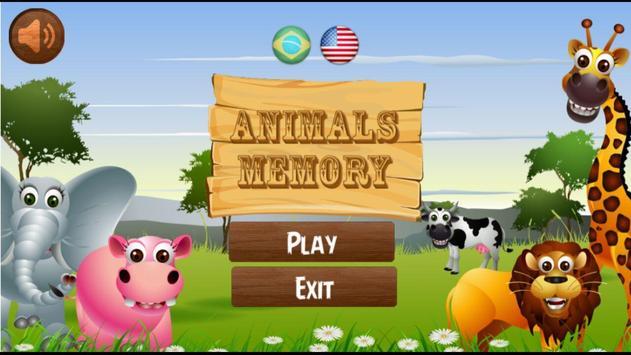 Animals Memory screenshot 1