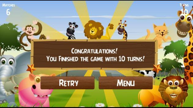 Animals Memory screenshot 7