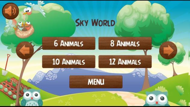 Animals Memory screenshot 4