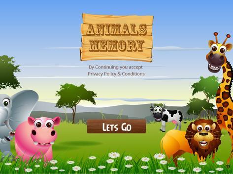 Animals Memory screenshot 9