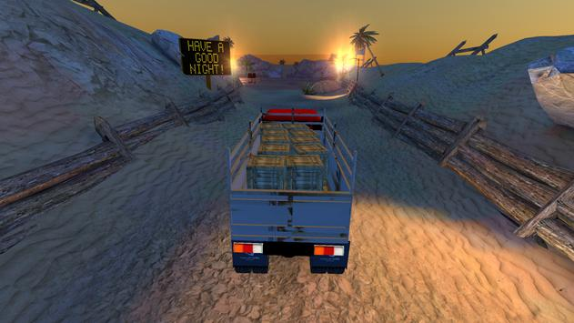 Roader – Off Truck Simulator apk screenshot